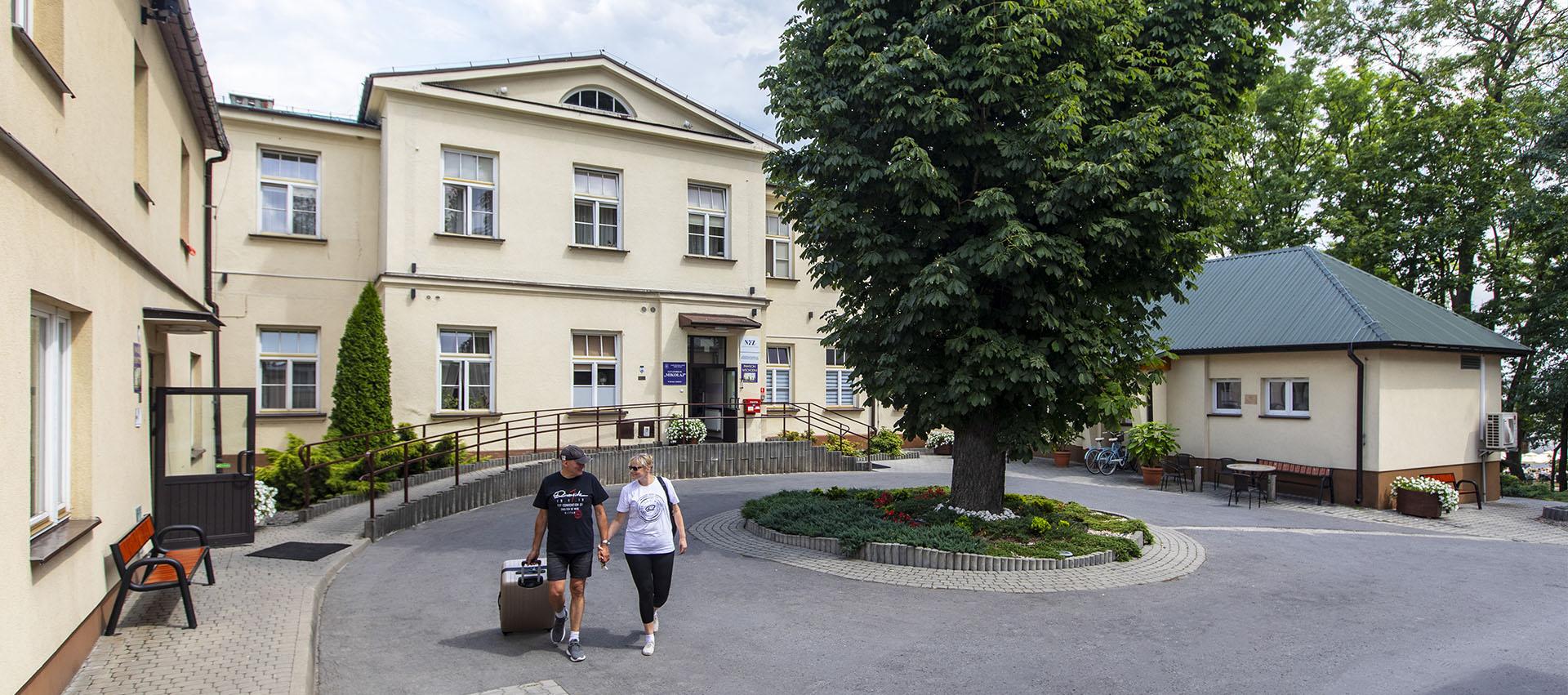 Sanatorium Mikołaj